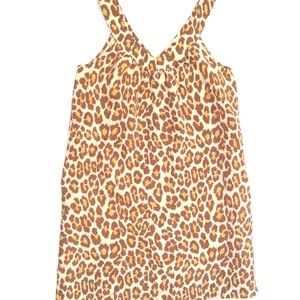Marc Jacobs Animal Print Dress